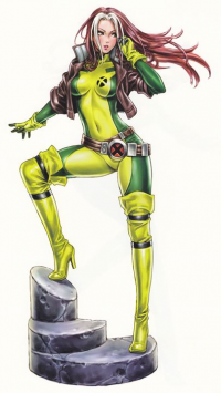 Rogue from Unknown Artist
