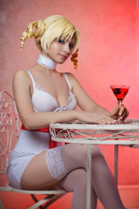 Tis photography & cosplay as Catherine
