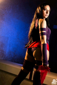 Amy Nicole as Psylocke
