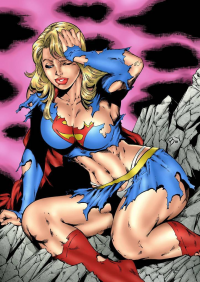 Supergirl from Andrew R