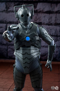sithcamaro as Cyberman