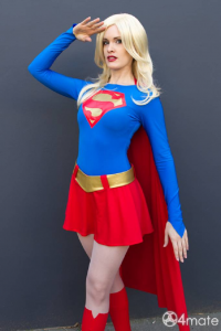 LuceCosplay as Supergirl