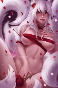 Ahri from Olchas