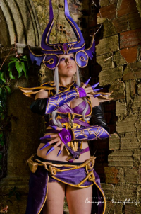 sumyuna as Syndra