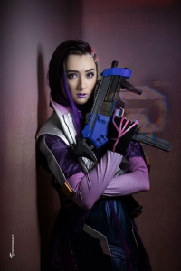 Tailstastic as Sombra