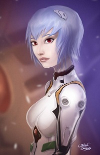 Rei Ayanami from Glen Canlas
