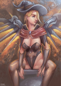 Mercy/Witch from Eriyal