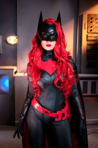 Hendo Art as Batwoman