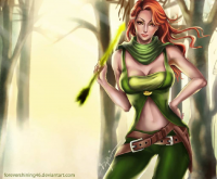 Windranger from forevershining46