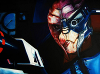 Garrus Vakarian from Paul Grant