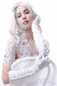 Northern Belle as Emma Frost