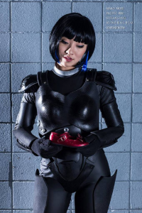 Stella Chuu as Mako Mori