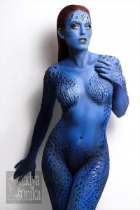 Nadya Sonika as Mystique