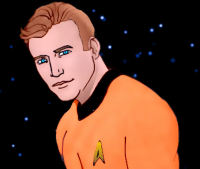 James T. Kirk from Dennis80