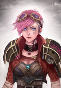 Vi from AbyssDungeon