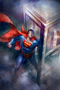 Superman from Andy Park