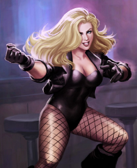 Black Canary from Irvintustin