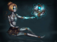 Orianna from maryfraser