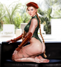 Cammy White from Arionart