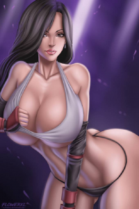 Tifa Lockhart from Flowerxl