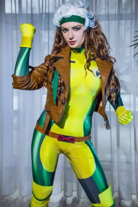 AGflower as Rogue