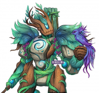 Bastion/Faerie from Faebelina
