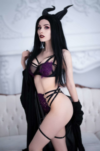 Rolyatis Taylor as Maleficent