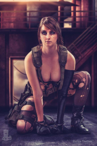 Dahlia Thomas as Quiet