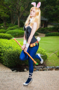Fasffy as Lux