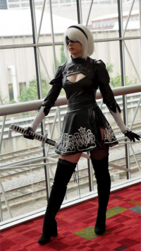 Kendel Bcosplay as 2B
