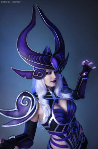 Tayla Barter as Syndra