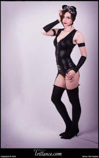 PureLight Cosplay as Catwoman