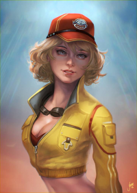 Cindy Aurum from June Jenssen