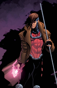 Gambit from Douglas Freeman