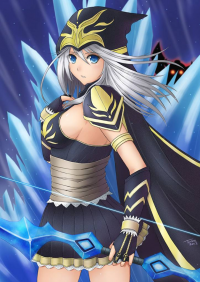 Ashe from tonnelee