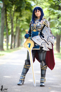 Lux Cosplay as Lucina