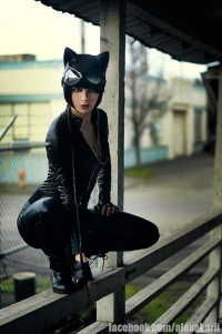 Alexa Karii as Catwoman