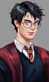 Harry Potter from Mstrmagnolia