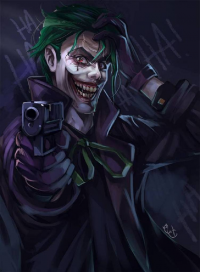 The Joker from Hokutofighter