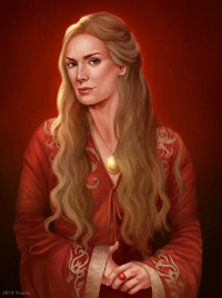 Cersei Lannister from ynorka