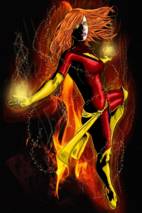 Dark Phoenix from Marc Ouellette
