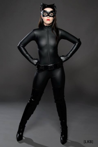 Genevieve Marie as Catwoman