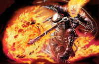 Ghost Rider from Stephan Lemineur