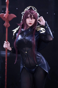 Hana's Cosplay as Scathach