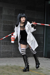 NF-Fantasy as Abby Sciuto