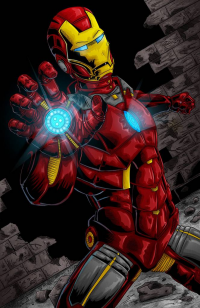 Iron Man from Marc Ouellette