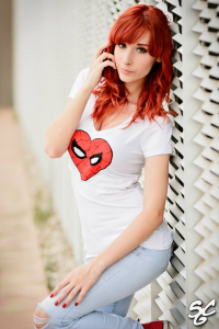 Illisia Cosplay and Photography as Mary Jane Watson