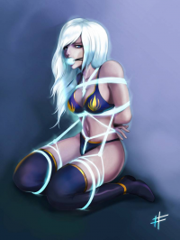 Ashe from SharpFFFFFF