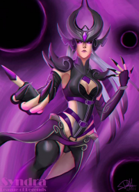 Syndra from Firey-su