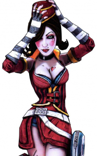 Mad Moxxi from Umihotaru